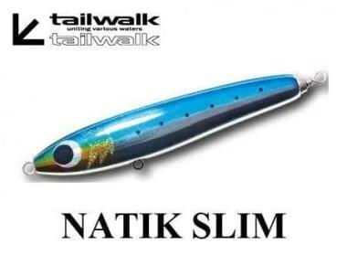 Tailwalk Natik Slim 170 Джиг