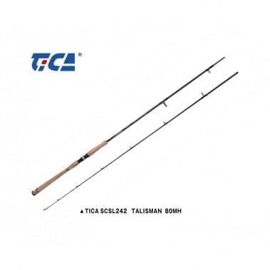Tica Talisman Spin SCSL 2.40м MH Спининг Въдица