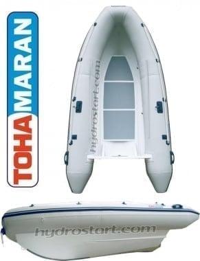 TOHAMARAN RIB 380 ALU Лодка