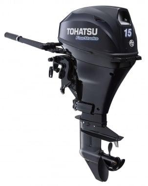 TOHATSU MF 15 DS Четиритактов двигател