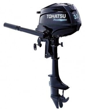 TOHATSU MF 3.5 S Четиритактов двигател