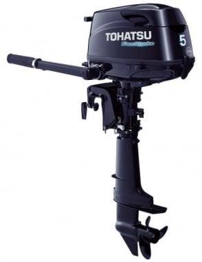 TOHATSU MF 5 S Четиритактов двигател