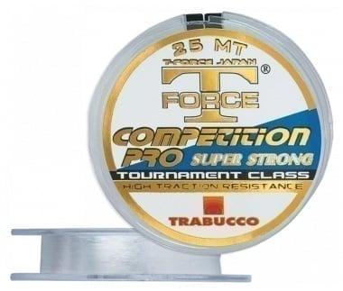 Trabucco T-FORCE COMPETITION 25m Монофилно влакно