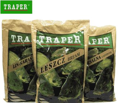 TRAPER 0.75 кг Захранка