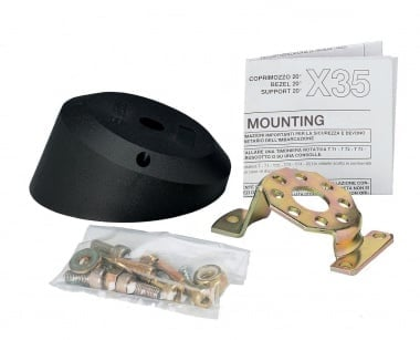 Ultraflex X35 20 градуса Фланец