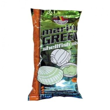 Van Den Eynde Marine Green Shelf Mix