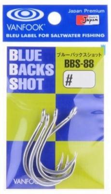 VANFOOK BBS-88S Единична кука