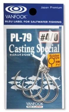 Vanfook Casting Special PL-79 Куки