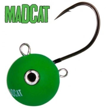 MADCAT® HOT BALL Джиг глава