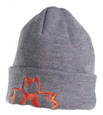 SAKURA BONNET Зимна сива шапка