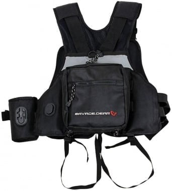 Savage Gear HITCH HIKER FISHING VEST Плаващ елек