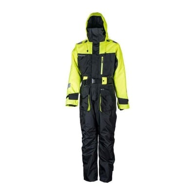 Westin W3 Flotation Suit Jet Black Lemon Гащеризон