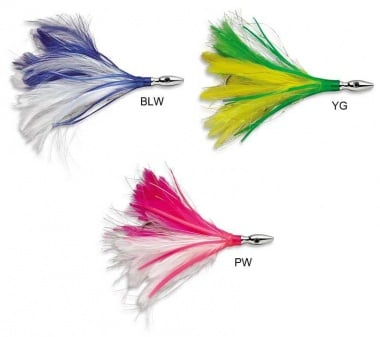 Williamson Flash Feather Rigged Скърт