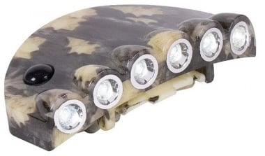 X2 Camo Cap Light 6-Led Осветление за козирка