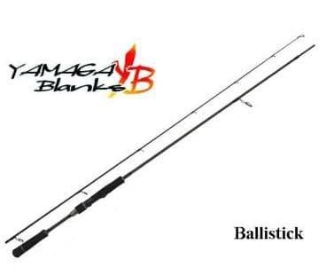 Yamaga Blanks BALLISTICK Въдица