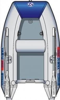 YAMAHA 240 S Лодка