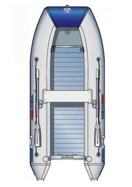 YAMAHA 380 S Лодка