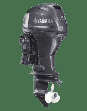 YAMAHA F 30 BETS Четиритактактов двигател
