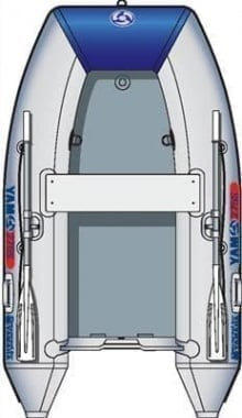 Yamaha YAM 275 S Надуваема лодка