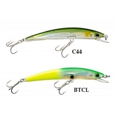 Yo-Zuri Crystal 3D Minnow Magnum 165mm 42g Floating F1151 Воблер