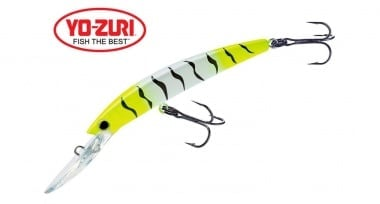 Yo-Zuri Crystal Minnow DD Walleye F90 R1205 Воблер
