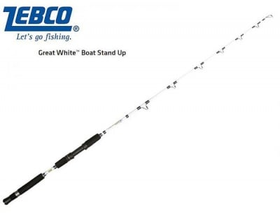 Zebco Great White Boat Stand Up 1.70m Въдица