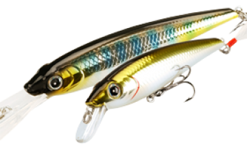 ZEREK Wonder Minnow 100mm Воблер