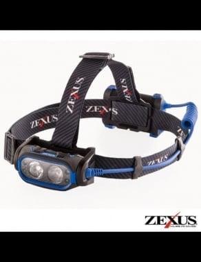 Zexus ZX-720 Челник Главна