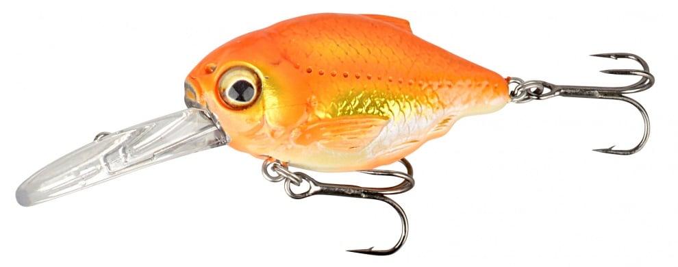 Savage Gear 3D CRUCIAN CRANK Воблер SG53779 Natural 02-GoldFish