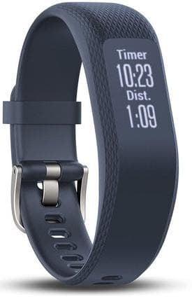 Garmin Vívosmart® 3 Смарт активити тракер часовник Син S/M
