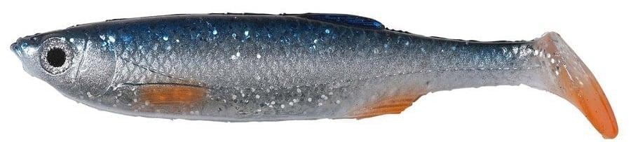Savage Gear LB 3D Bleak paddle tail 10cm Силиконова примамка Roach