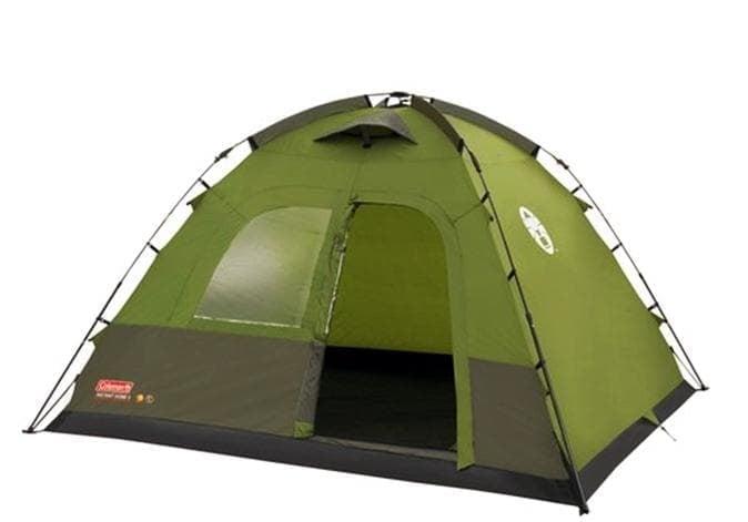 Coleman Instant Dome 5  Палатка 2