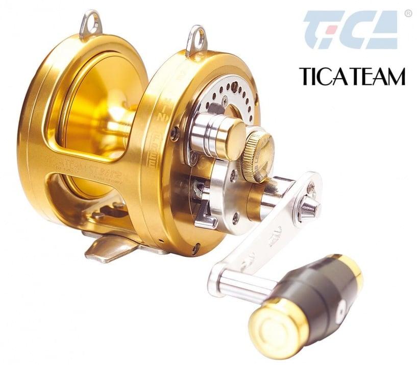 Тica Team STL 668 Gold series Мултипликатор