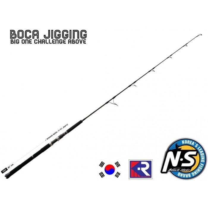 Boca Jigging S-632 Black Hole Въдица