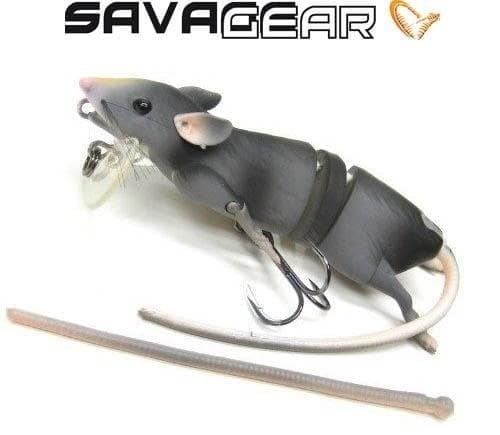 Savage Gear 3D Rat (Rad) Плъх