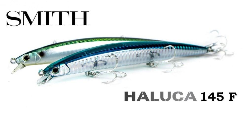 SMITH HALUCA 145 F Воблер