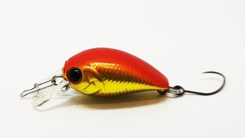 Lucky Craft Micro Cra-Pea MR Воблер Orange Gold