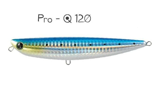 SeaSpin Pro-Q 120 Главна