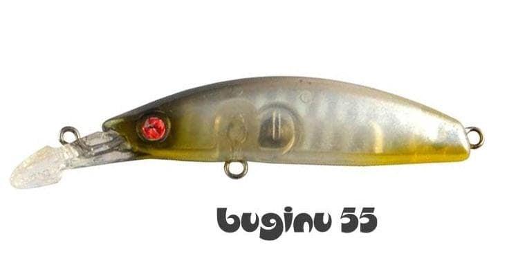 SeaSpin Buginu 55 воблер примамка