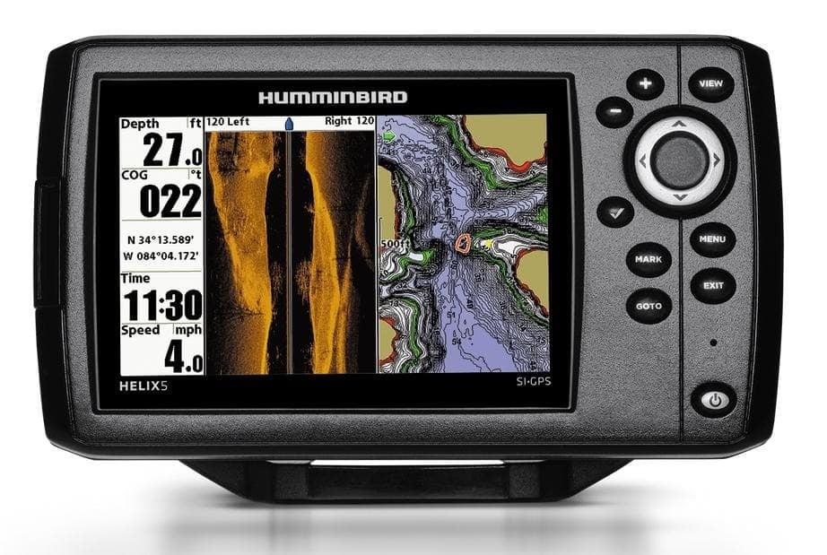 Humminbird Helix 5 SI Combo Сонар