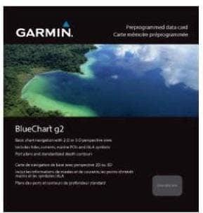 Garmin BlueChart® g2 Карти за други морета и региони