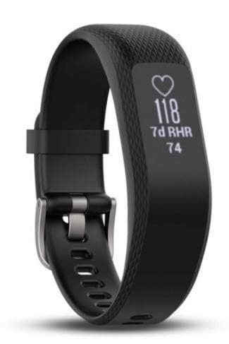 Garmin Vívosmart® 3 Смарт активити тракер часовник Черен L