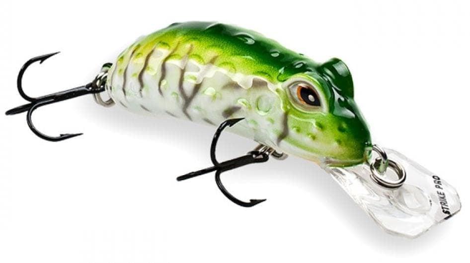 Strike Pro EG 097B Воблер жаба