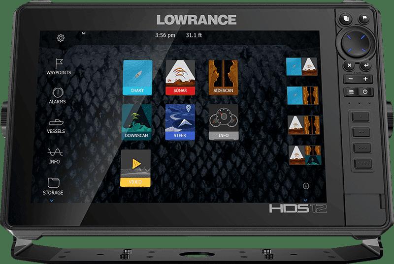 Lowrance HDS 12 LIVE NOXD Сонар