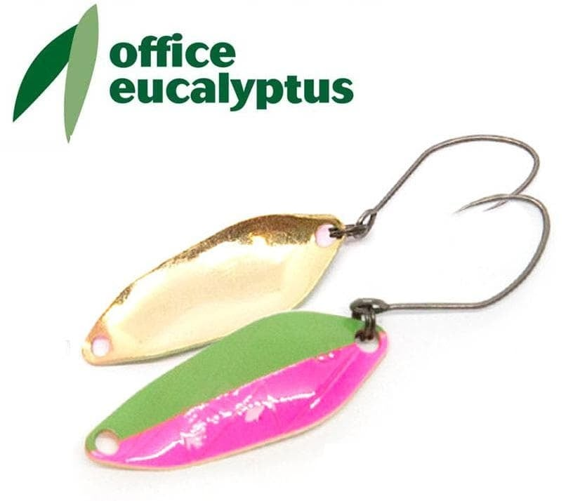 Office Eucalyptus Strina 1.9g Блесна