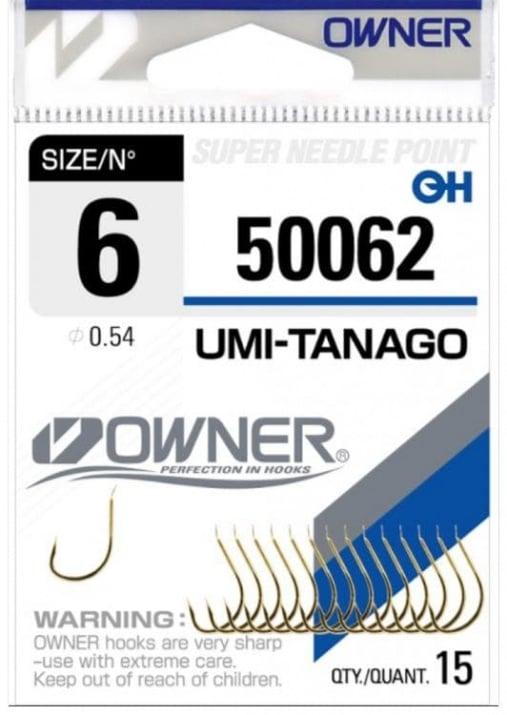 Owner Umi-Tanago 50062 Единична кука 3