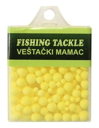 Polysterene balls Стиропорни топчета vanilla chartreuse honey yellow