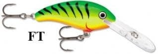 Rapala Shad Dancer 4см Воблер RSL FT