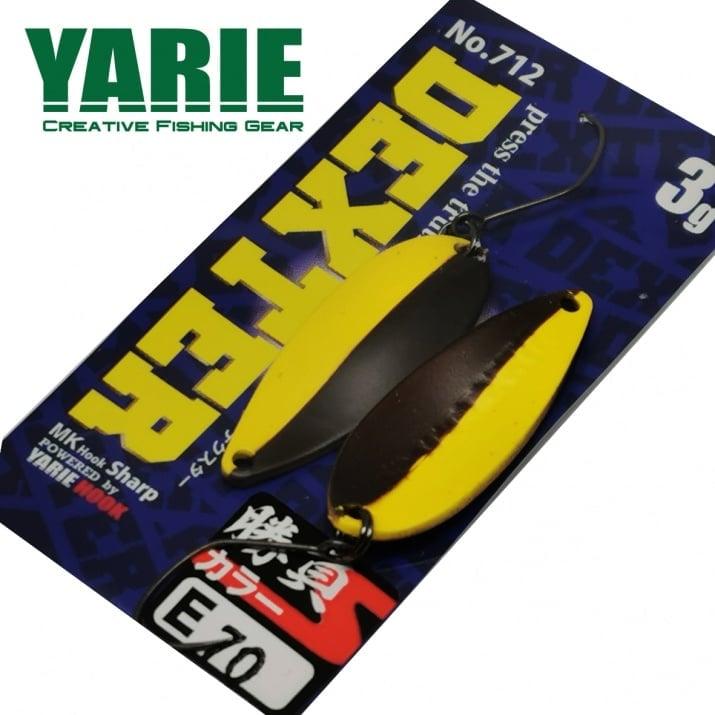 Yarie 712 Dexter 3.0g Блесна E70