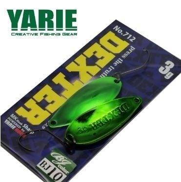 Yarie 712 Dexter 3.0g Блесна BJ-10